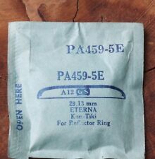 Vintage Eterna Kontiki divers watch replacement G-S crystal 29.13mm NOS 1960s