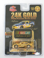 Rare NASCAR Racing Champions 24K Gold Plated Precious Metals Series Car # 16