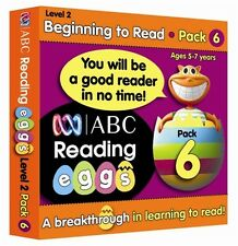 ABC Reading Eggs - Beginning to Read Pack 6
