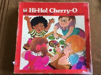Hi-Ho! Cherry-O Vintage Board Game Whitman