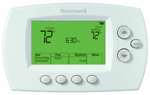 """NEW"" Honeywell Smart Thermostat WiFi 7 day programmable - RTH6580WF"