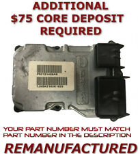 REMAN 03 04 05 Dodge RAM 1500 2500 3500 ABS Control Module P52121408AD EXCHANGE