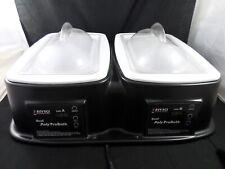 Revolutionary Science Dual Poly Pro Water Bath 5.5L Each PS-PB-200 Polypropylene