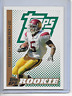 2006 Topps Draft Picks & Prospects Reggie Bush Rookie Card