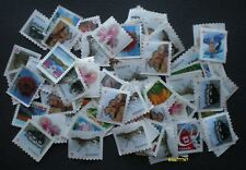 50 uncancelled 'P' stamps Off Paper - No Gum ➕ Free Shipping 📭