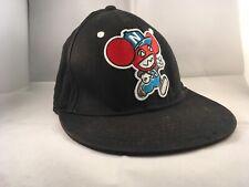 Deadmau5 Baseball Cap Neff 1Up Offical Embroidered Hat Adjustable Snapback Black