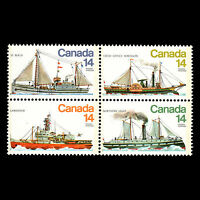 Canada 1978 - Canadian Ships - Sc 779a MNH