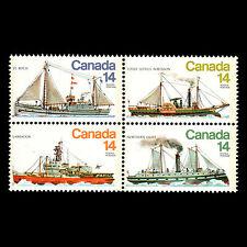 Canada 1978 - Canadese Relitto - Sc 779a Nuovo senza Linguella