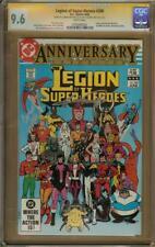Legion of Super-Heroes #300 CGC 9.6 SS CARMINE INFANTINO & GEORGE PEREZ
