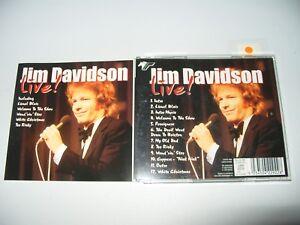 Jim Davidson Live 12 Track cd 2000 Ex + Condition
