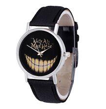 Reloj de pulsera alicia en el pais de las maravillas (alice wonderland gato)