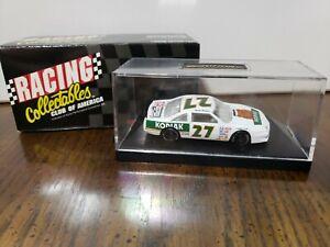 Rusty Wallace #27 Kodiak Die-Cast Car-AC Spark Plugs- 1/20000