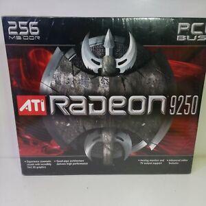 ATI Technologies ATI Radeon 9250 256 MB DDR SDRAM PCI Graphics Adapter #1452
