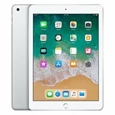 "Apple iPad 9 7"" (2018) 128gb WiFi Argento Mr7k2ty/a da Spagna"