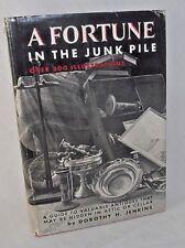 Fortune Junk Pile Flea Market Guide Antiques Dorothy Jenkins Prices History 1966