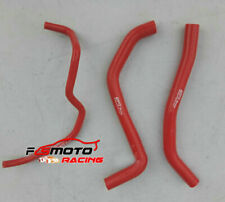 RED FOR Honda CRF250L CRF 250L 2013-2018 2015 2016 2017 silicone radiator hose