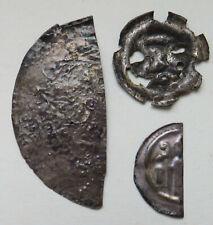 Altdeutschland 3 Brakteaten- fragmente