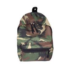 Womens Girl's Canvas Backpack Travel Rucksack School Satchel Shoulder Bag Casual