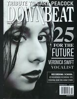 Down Beat  November 2020  Veronica Swift