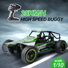 Large 1:10 RC Cars Monster Truck Motors Rechargeable Off Road Remote Control Toy