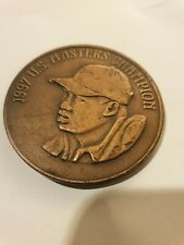 Tiger woods coin / medallion (RARE) 1997