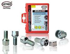 AUDI TT ROADSTER 2002-2017 wheel locks M14x1,5 anti-theft bolts for alloys
