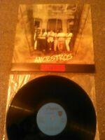 SINTESIS - ANCESTROS LP EX!!! RARE ORIGINAL AREITO CUBA GATEFOLD LD-4432 GRUPO
