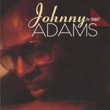 Johnny Adams the verdict CD 1995 Jazz * NEW