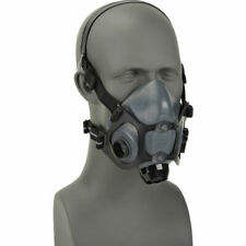 North By Honeywell 5500 Series Half Face Respirator 5500 30l Size Large