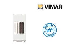 VIMAR 14373 PLANA SUONERIA 220V SELV 50-60HZ BIANCO