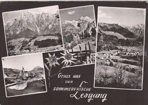 Leogang, Salzb.Land, Mehrbildkarte gl1961 G4503