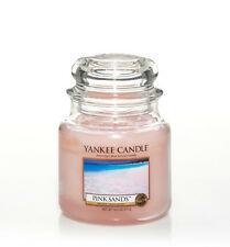 "Candela profumata Pink Sands giara media durata 90 ore  ""Yankee Candle"""