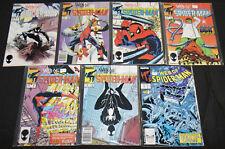 Marvel Copper-Modern WEB OF SPIDER-MAN 39pc Mid-High Grade Comic Lot VF-NM