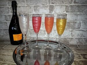 SHOW STOPPER SPARKLY DRINKS DUST SET, Parties, Cocktails Prosecco Gin, GLITTER