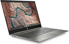 "HP 15.6"" TOUCHSCREEN FHD intel i3-8130U 3.4 GHz 128GB SSD 4GB Chrome OS HDWebcam"