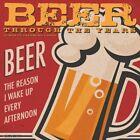 Beer - Through the Years 2022 Wall Calendar Calendar