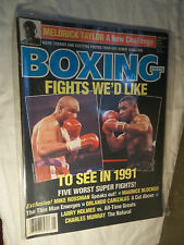 Boxing Magazine Program Mike vs Foreman 1 b64