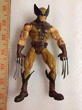 "Wolverine Brown Costume Marvel Legends Classics Series VI 6"" Figure"