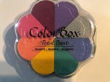 ColorBox Pigment Petal Point Ink Pad 8 Colors Enchantment 18141