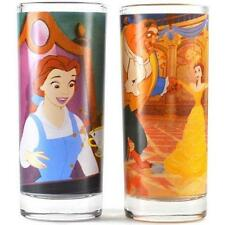Beauty e The Beast - Be our Guest BICCHIERE Set - NUOVO & UFFICIALE DISNEY