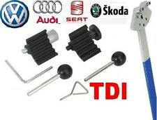 VW Audi Skoda Ford TDI PD Engine Crankshaft Timing Lock Tools Tensioner Wrench