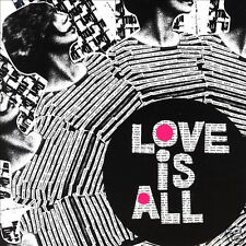LOVE IS ALL ~ Nine Times That Same Song ~ CD Album ~ VGC!