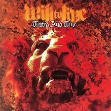 Tested and True by Will to Live (CD, Jan-2006, Spook City Records)