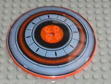 LEGO Star Wars Round Dish 10 x 10 Inverted ref 50990px2 /Set 7258 Wookiee Attack