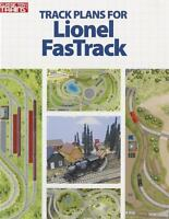 Track Plans for Lionel FasTrack by Kalmbach Publishing Co. Staff (2013,...