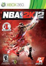 NBA 2K12 XBOX360