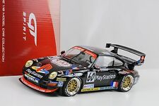 1998 Porsche 911 993 GT2 Le Mans #60 Playstation 1:18 GT Spirit GT103
