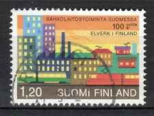 Finland - 1982 Powerplant centenary - Mi. 897 VFU
