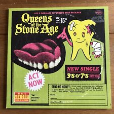 "Queens Of The Stone Age - 3s & 7s  7"" Vinyl (1)"