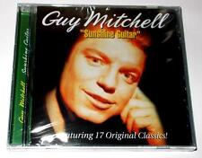 Guy Mitchell Sunshine Guitar Original Hits Country Rockabilly CD New Sealed
